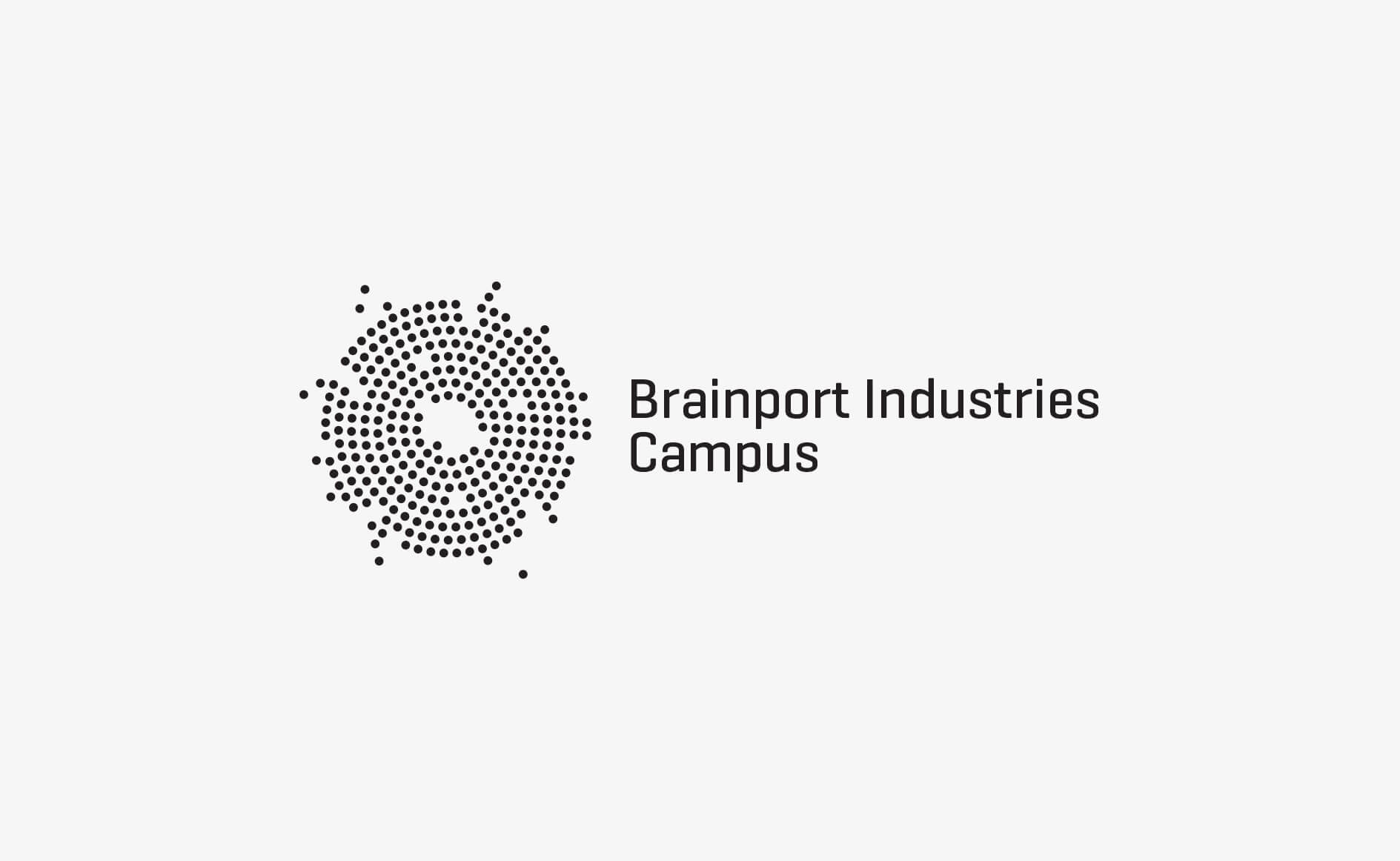 logo landscape Brainport Industrie Campus